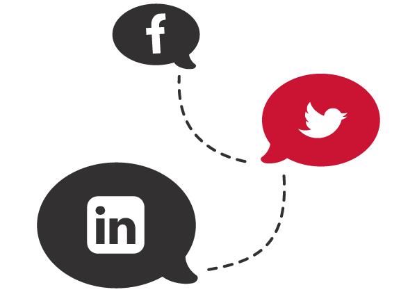 Infographies juridiques - Web et réseaux sociaux