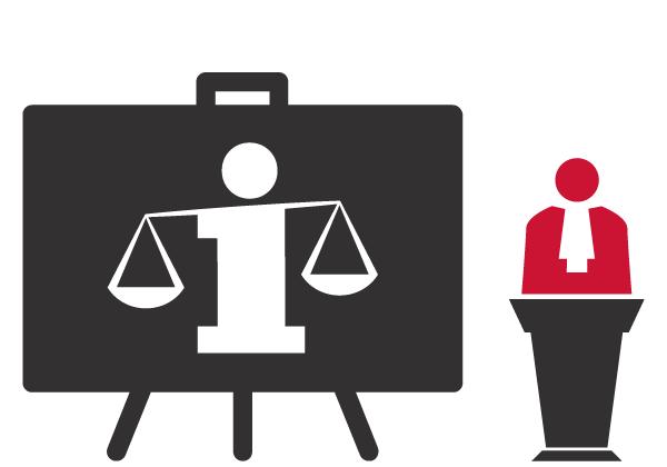 Infographies juridiques - Présentations